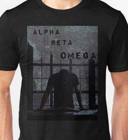 The Lone Wolf Unisex T-Shirt