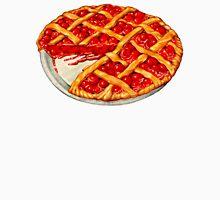 Cherry Pie Pattern Unisex T-Shirt