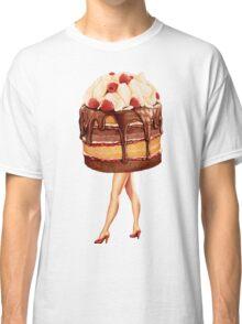 Hot Cakes - Chocolate Raspberry Classic T-Shirt