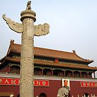 Pillar of Beijing by j0sh