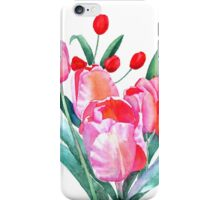 Tulips for Mikaela iPhone Case/Skin