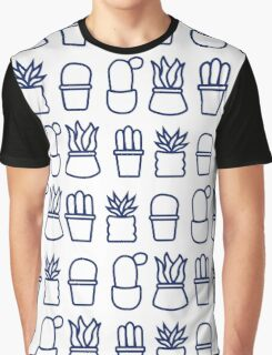simplistic plants Graphic T-Shirt