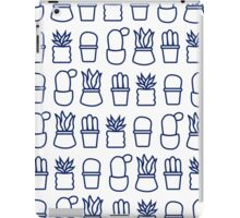 simplistic plants iPad Case/Skin