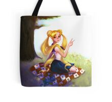Sailor Moon & Luna Tote Bag