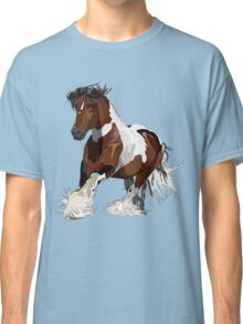 Gypsy Cob Red Rocky  Classic T-Shirt