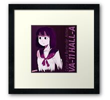 Anna Graem from VA-11 HALL-A Framed Print
