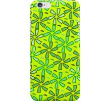 Aestival floral greenery iPhone Case/Skin