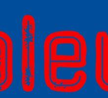 BLEU in ROUGE Sticker