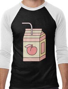 peachy milk Men's Baseball ¾ T-Shirt