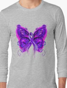 Purplfly Long Sleeve T-Shirt
