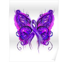 Purplfly Poster