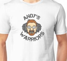 Andy's Warriors Unisex T-Shirt