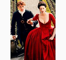 CLAIRE AND JAMIE OUTLANDER Unisex T-Shirt