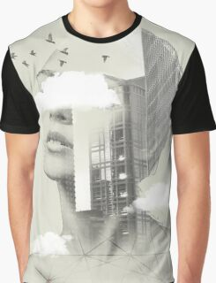 UP TOWN FACET II Graphic T-Shirt