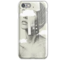 UP TOWN FACET II iPhone Case/Skin
