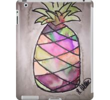 crazy pineapple  iPad Case/Skin