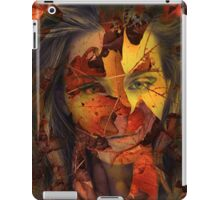 Woman..? iPad Case/Skin