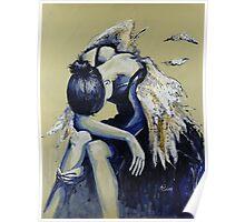 Bruised Dreams, Battered Wings. Poster