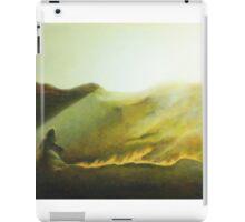 Man of Fire iPad Case/Skin