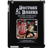 Doctors Daleks iPad Case/Skin
