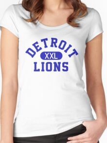 Tim Taylor's Detroit Women's Fitted Scoop T-Shirt