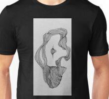 Ballpoint pen drawing Unisex T-Shirt
