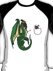 Dragons and Knights T-Shirt