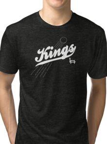 Kings - Bleed Black Tri-blend T-Shirt
