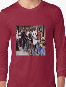 It's a Pokemon World 2 Long Sleeve T-Shirt