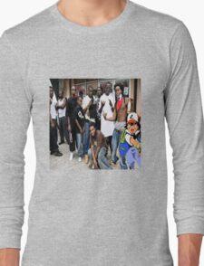 It's a Pokemon World 2 Long Sleeve T-Shirt