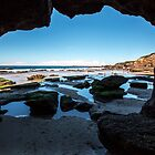 Caves Beach NSW Australia by Beth  Wode
