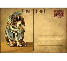 Post Card - The old Seadog Photographic Print