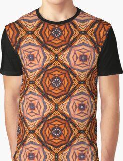 Kaleidoscope Butterfly wings Graphic T-Shirt