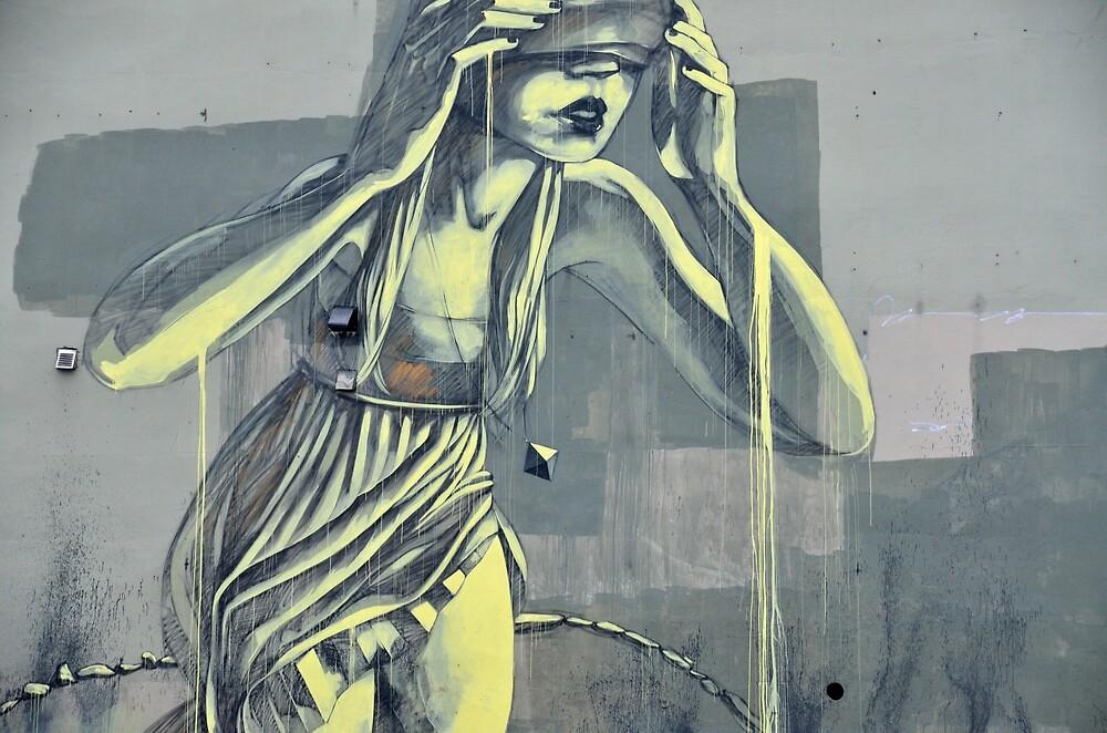 Norwegian street art by Steve