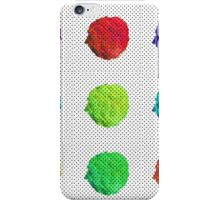 Coloured Broccoli iPhone Case/Skin