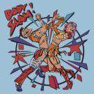 Hip-Hop Jam Body Slam by waxmonger