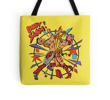 Hip-Hop Jam Body Slam Tote Bag