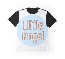 Little Angel Graphic T-Shirt