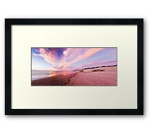 West Beach - Adelaide, South Australia Framed Print