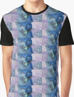 One Happy Cat Graphic T-Shirt