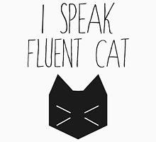 I Speak Fluent Cat T-Shirt