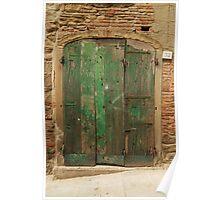 Green Door 32 Poster