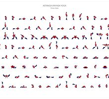 Astanga Vinyasa Yoga Primary Series by shanidan
