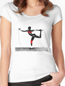 Grace Jones - Island Life Women's Fitted Scoop T-Shirt