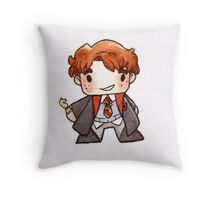 Ron Weasely. Throw Pillow