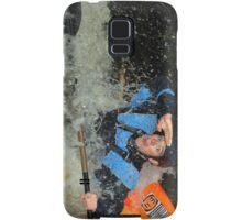 Not drowning but waving Samsung Galaxy Case/Skin
