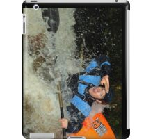 Not drowning but waving iPad Case/Skin