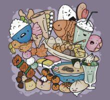 Japanese Food Kids Tee