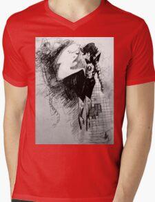 Soul of a star Mens V-Neck T-Shirt