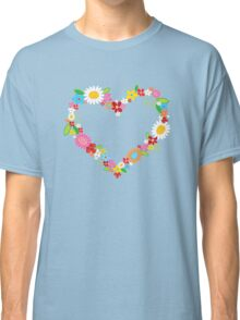Spring Flowers Power Classic T-Shirt